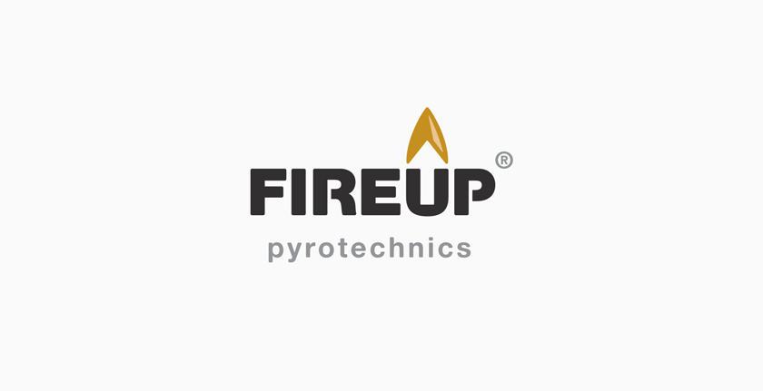 Logo FireUp, basic version